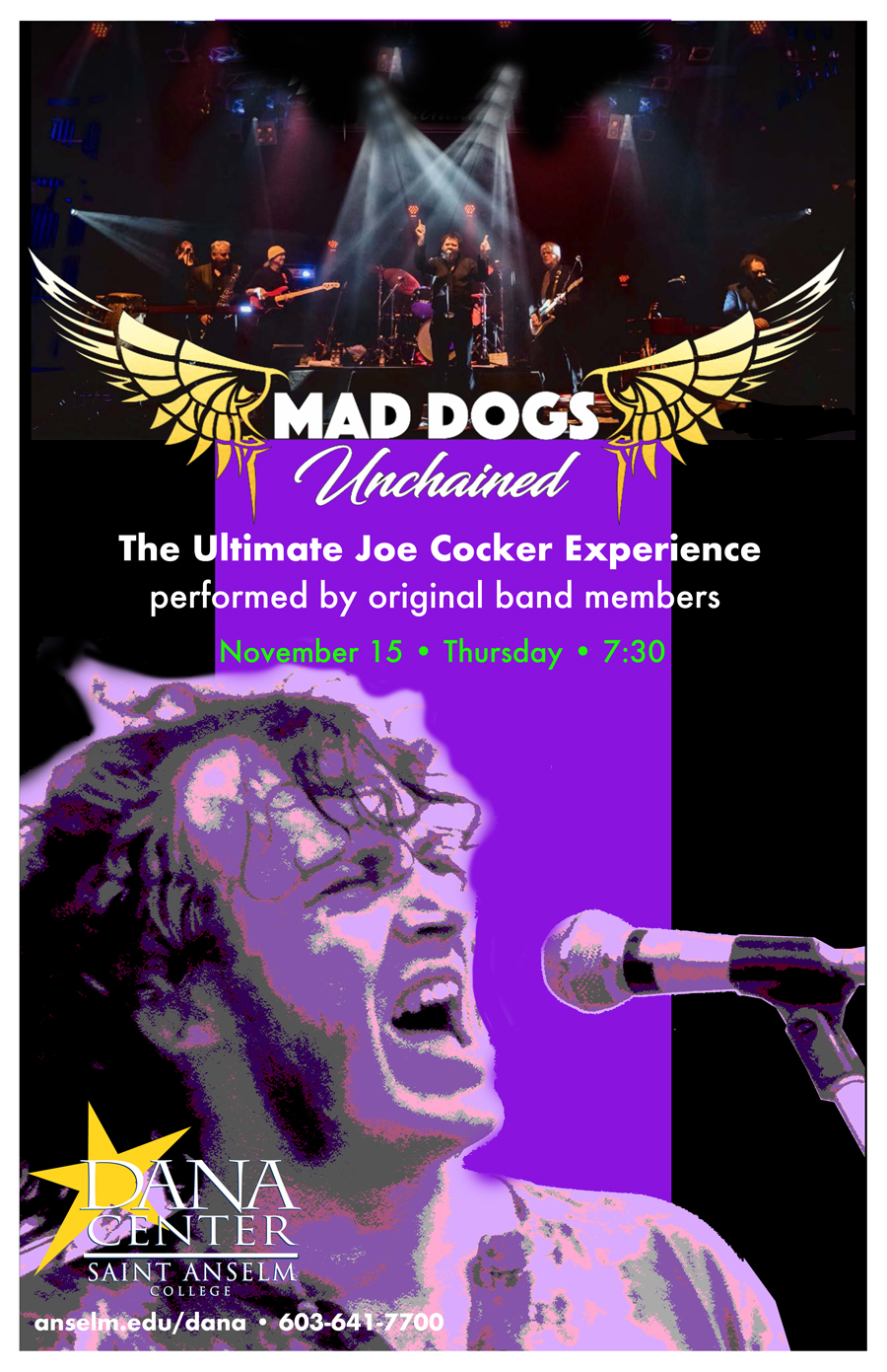 Mad Dogs Unchained: Joe Cocker Band